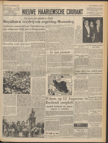 Nieuwe Haarlemsche Courant 1953-08-20