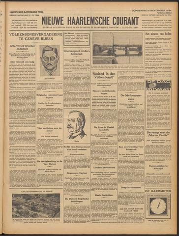 Nieuwe Haarlemsche Courant 1934-09-13