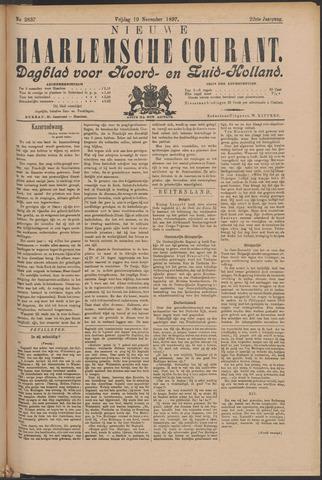 Nieuwe Haarlemsche Courant 1897-11-19