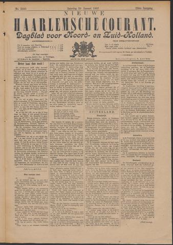 Nieuwe Haarlemsche Courant 1897-01-30