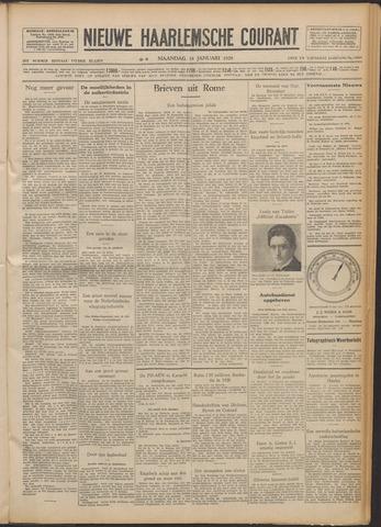 Nieuwe Haarlemsche Courant 1929-01-14
