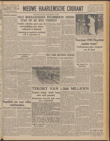 Nieuwe Haarlemsche Courant 1947-09-16