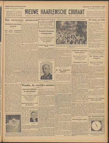 Nieuwe Haarlemsche Courant 1933-11-17