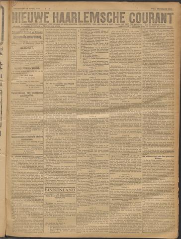 Nieuwe Haarlemsche Courant 1913-04-10