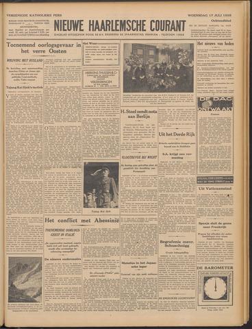Nieuwe Haarlemsche Courant 1935-07-17