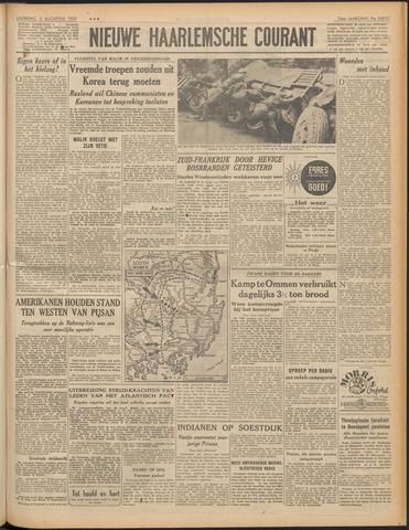 Nieuwe Haarlemsche Courant 1950-08-05