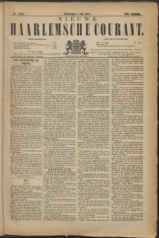 Nieuwe Haarlemsche Courant 1891-07-02