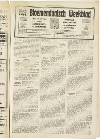 Het Bloemendaalsch Weekblad 1908