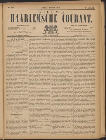 Nieuwe Haarlemsche Courant 1879-02-02