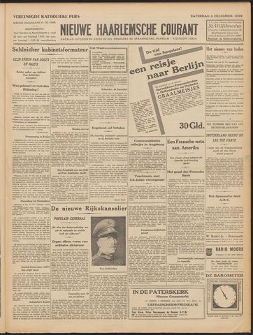 Nieuwe Haarlemsche Courant 1932-12-03