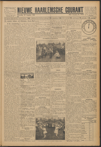 Nieuwe Haarlemsche Courant 1925-08-19