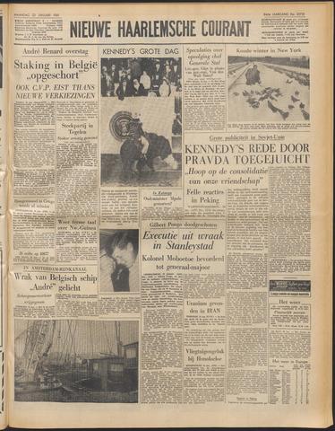 Nieuwe Haarlemsche Courant 1961-01-23
