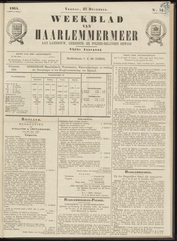 Weekblad van Haarlemmermeer 1864-12-23