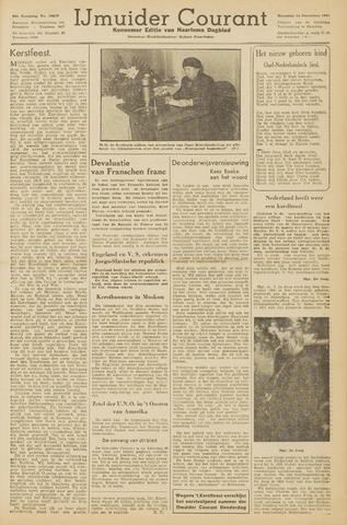 IJmuider Courant 1945-12-24