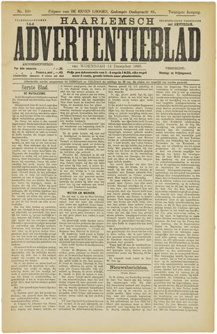 Haarlemsch Advertentieblad 1898-12-14
