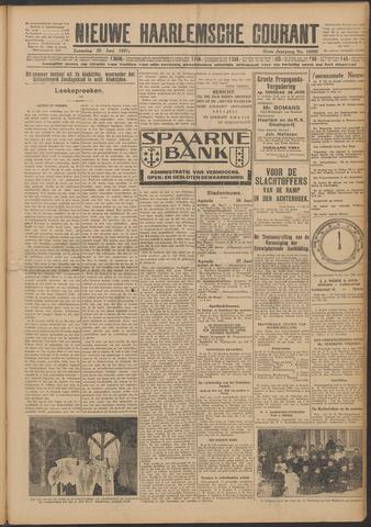 Nieuwe Haarlemsche Courant 1927-06-25