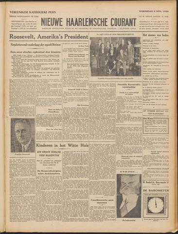 Nieuwe Haarlemsche Courant 1932-11-09