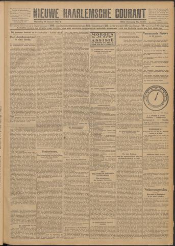 Nieuwe Haarlemsche Courant 1927-01-10