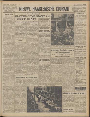 Nieuwe Haarlemsche Courant 1950-11-22