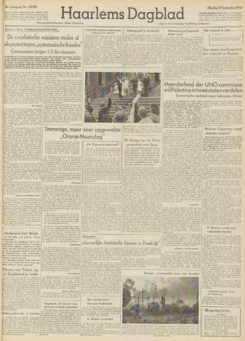 Haarlem's Dagblad 1947-09-02