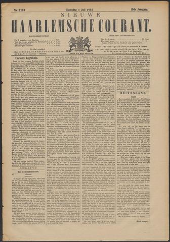 Nieuwe Haarlemsche Courant 1894-07-04