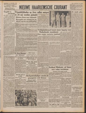 Nieuwe Haarlemsche Courant 1948-12-30