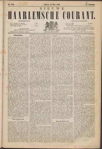 Nieuwe Haarlemsche Courant 1882-05-21