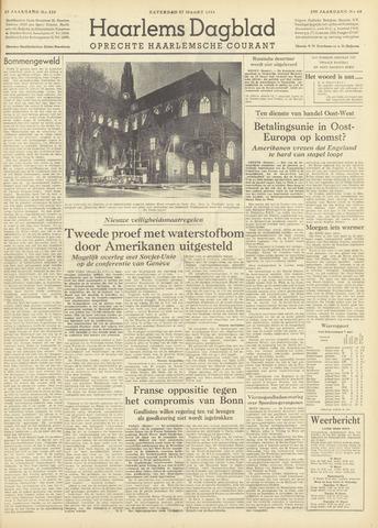 Haarlem's Dagblad 1954-03-27