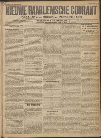 Nieuwe Haarlemsche Courant 1916-04-28