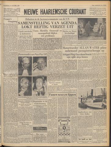 Nieuwe Haarlemsche Courant 1952-10-16