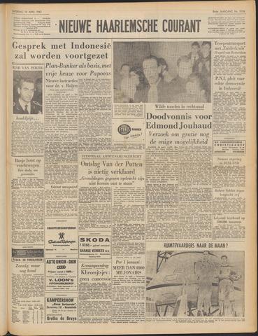 Nieuwe Haarlemsche Courant 1962-04-14