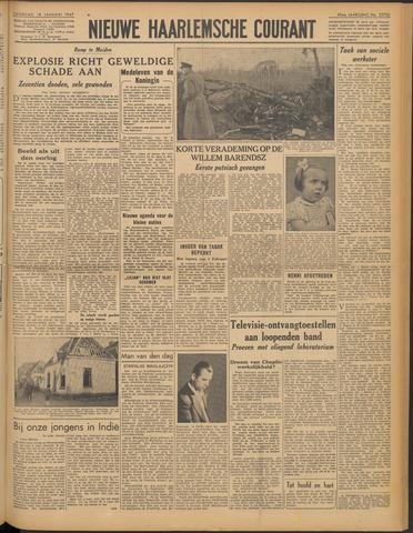 Nieuwe Haarlemsche Courant 1947-01-18