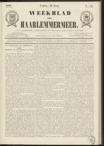 Weekblad van Haarlemmermeer 1860-06-22