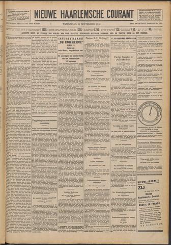 Nieuwe Haarlemsche Courant 1930-09-24
