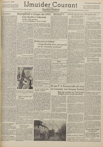IJmuider Courant 1948-12-08