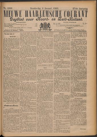 Nieuwe Haarlemsche Courant 1903-01-08