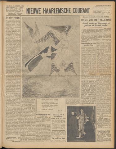 Nieuwe Haarlemsche Courant 1950-10-31