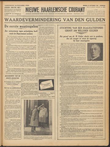 Nieuwe Haarlemsche Courant 1936-09-28