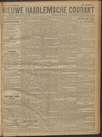 Nieuwe Haarlemsche Courant 1919-01-15