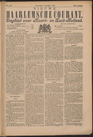 Nieuwe Haarlemsche Courant 1900-11-15