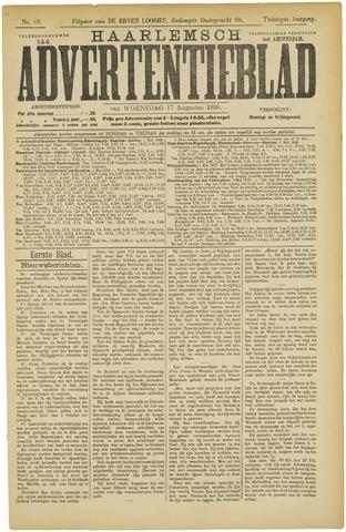 Haarlemsch Advertentieblad 1898-08-17