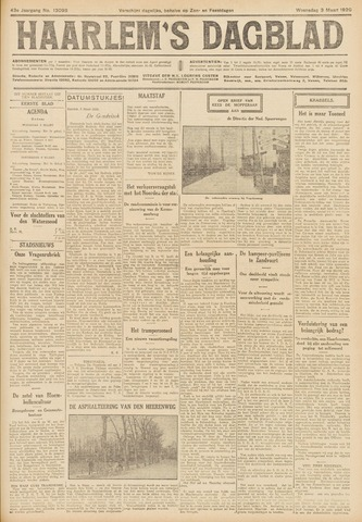 Haarlem's Dagblad 1926-03-03
