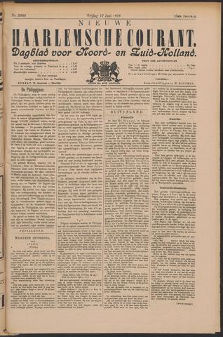 Nieuwe Haarlemsche Courant 1898-06-17