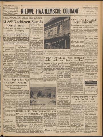 Nieuwe Haarlemsche Courant 1952-06-16