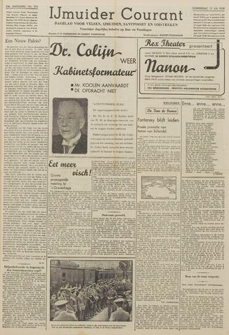 IJmuider Courant 1939-07-13