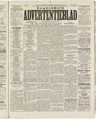Haarlemsch Advertentieblad 1882-03-25