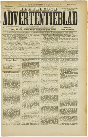 Haarlemsch Advertentieblad 1889-09-25