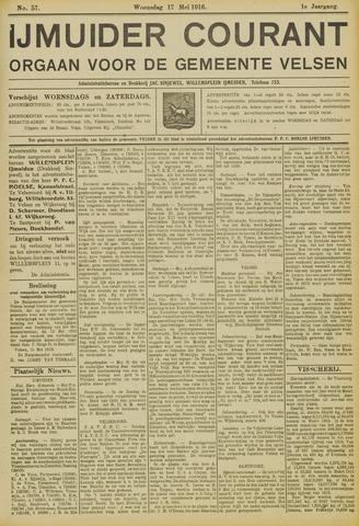 IJmuider Courant 1916-05-17