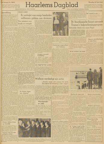 Haarlem's Dagblad 1947-04-23