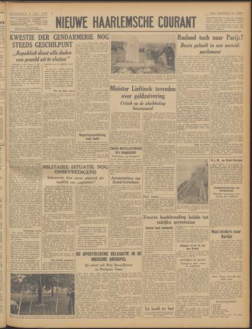 Nieuwe Haarlemsche Courant 1947-07-09
